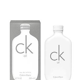 Perfume Ck All Unisex Edt 200 ml