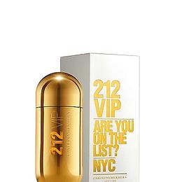 Perfume 212 Vip Dama Edp 80 ml