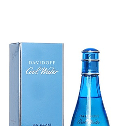 Perfume Cool Water Dama Edt 50 ml