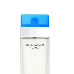 Perfume Light Blue Dama Edt 100 ml Tester