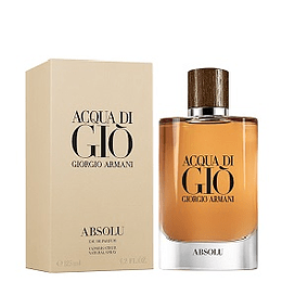 Perfume Acqua Di Gio Absolu Varon Edp 125 ml