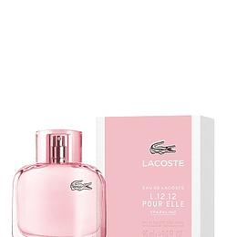 Perfume Lacoste Pour Elle Sparkling Dama Edt 90 ml