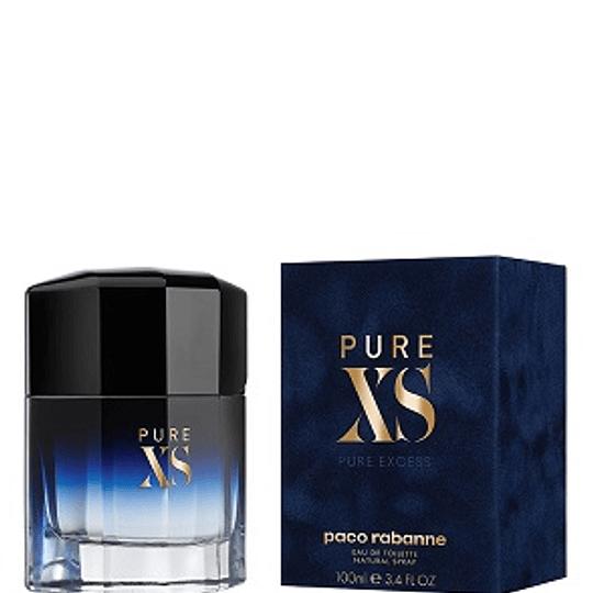Perfume Xs Pure Varon Edt 100 ml