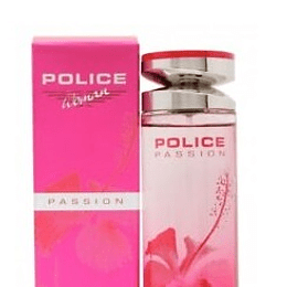 Perfume Police Woman Passion Dama Edt 100 ml