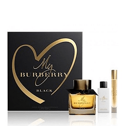 Perfume My Burberry Black Dama Edp 90 Ml Estuche
