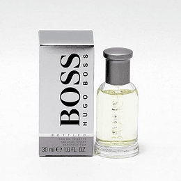 Perfume Boss Bottle N° 6 (Gris) Varon Edt 30 Ml
