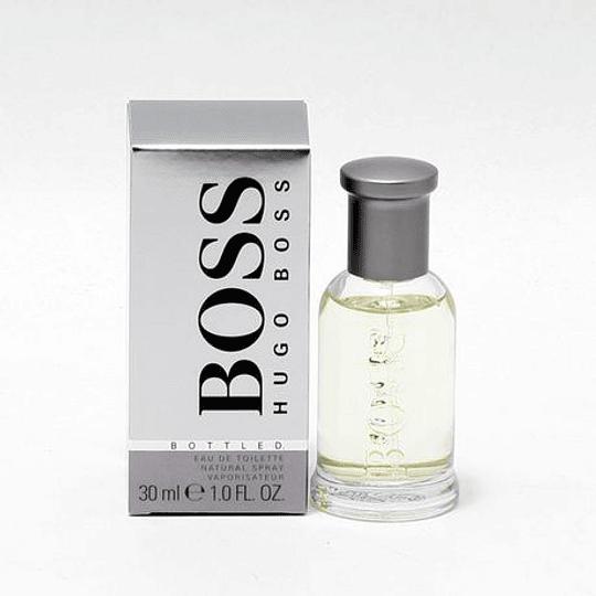 Perfume Boss Bottle N° 6 (Gris) Varon Edt 30 Ml