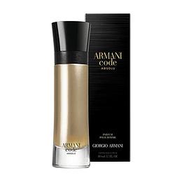 Perfume Armani Code Absolu Varon Edp 110 Ml