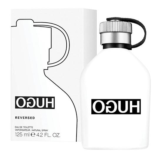 Perfume Hugo (Cantimplora) Reversed Varon Edt 125 Ml