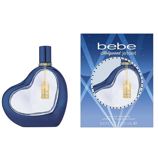 Bebe Jetset Hollywood para mujer / 100 ml Eau De Parfum Spray