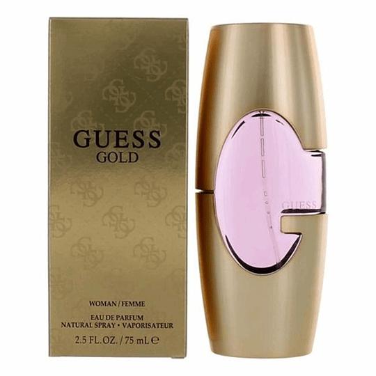 Guess Gold para mujer / 75 ml Eau De Parfum Spray