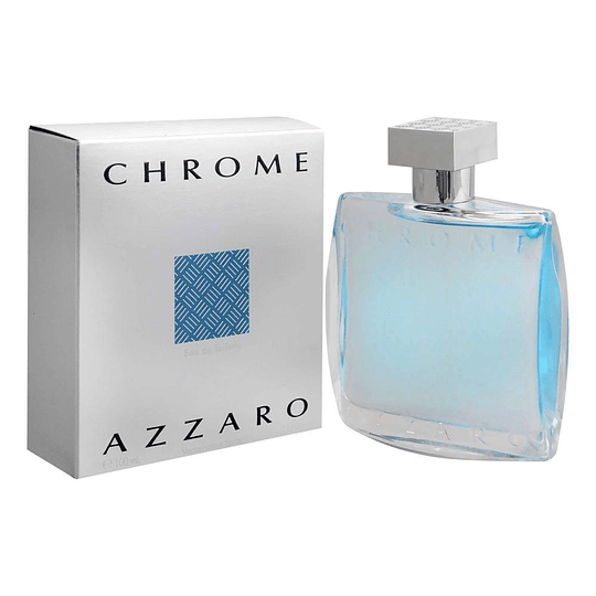 Azzaro Chrome para hombre / 100 ml Eau De Toilette Spray