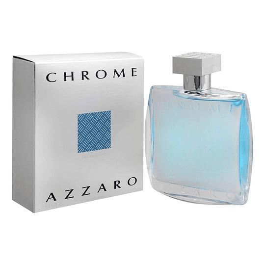 Azzaro Chrome para hombre / 200 ml Eau De Toilette