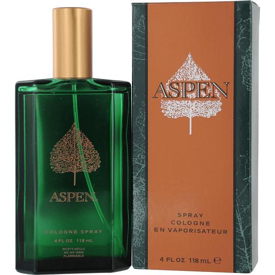 Aspen For Men para hombre / 118 ml Eau De Cologne Spray