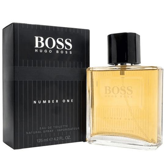 Boss Number One para hombre / 125 ml Eau De Toilette Spray