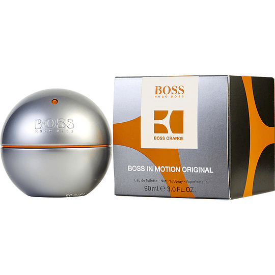 Boss In Motion para hombre / 90 ml Eau De Toilette Spray
