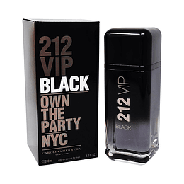 (M) 212 Vip Black 200 ml EDP Spray