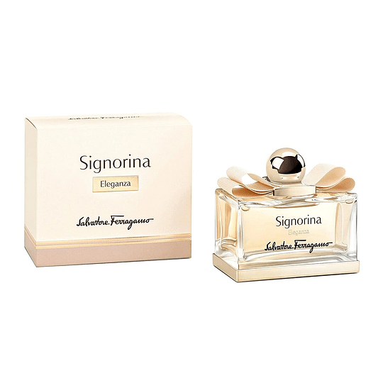 (W) Signorina Eleganza 100 ml EDP Spray
