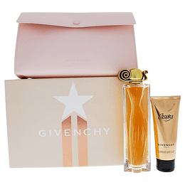 (W) ESTUCHE - Organza 100 ml EDP Spray