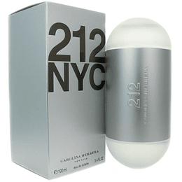 212 NYC para mujer / 100 ml Eau De Toilette Spray