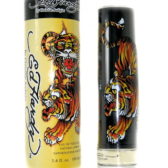 Ed Hardy para hombre / 100 ml Eau De Toilette Spray