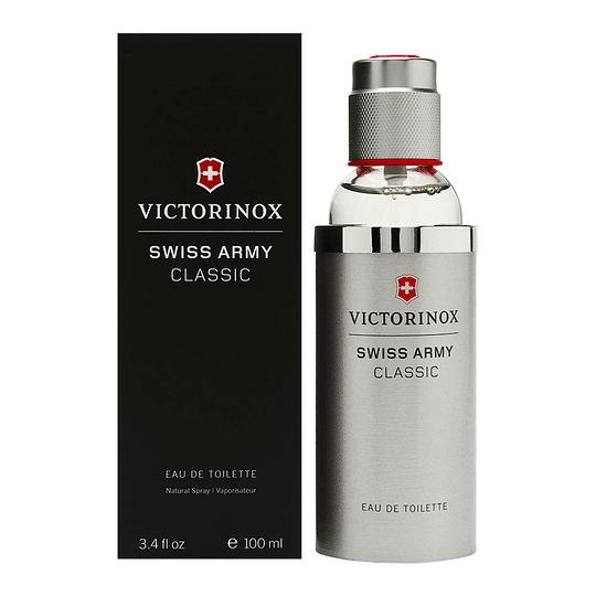 Swiss Army Classic para hombre / 100 ml Eau De Toilette Spray
