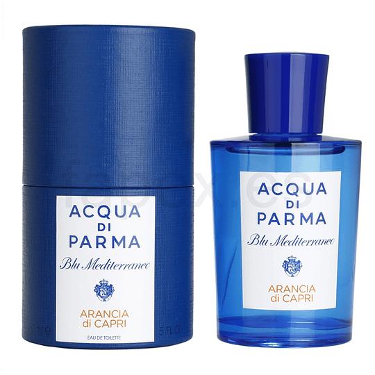 Blu Mediterraneo Arancia Di Capri para hombre / 150 ml Eau De Toilette Spray