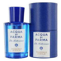 Blu Mediterraneo Mandorlo Di Sicilia para hombre / 75 ml Eau De Toilette Spray