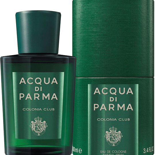 Acqua Di Parma Colonia Club para hombre / 100 ml Eau De Cologne Spray