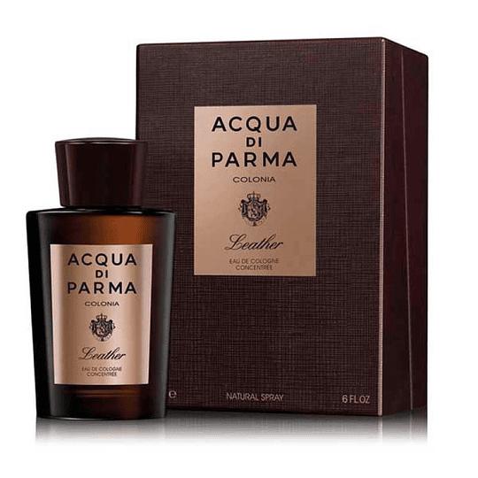 Acqua Di Parma Colonia Leather para hombre / 180 ml Eau De Cologne Spray