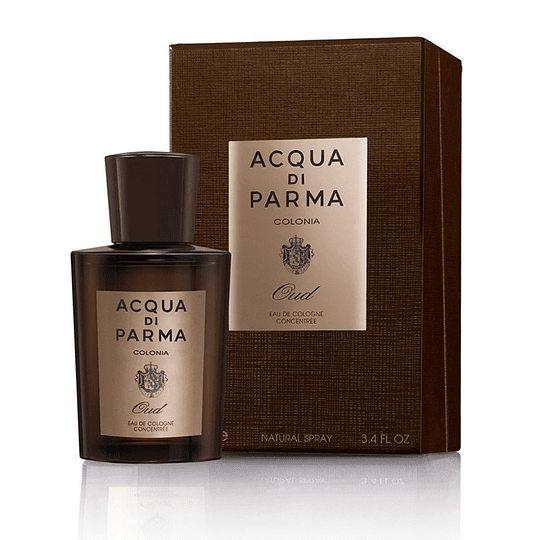 Acqua Di Parma Colonia Oud para hombre / 100 ml Eau De Cologne Spray