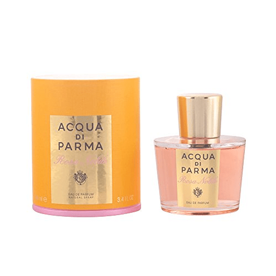 Acqua Di Parma Rosa Nobile para mujer / 100 ml Eau De Parfum Spray