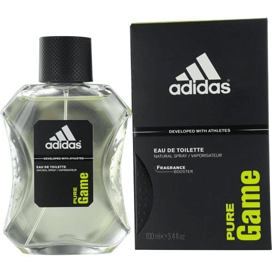 Adidas Pure Game para hombre / 100 ml Eau De Toilette Spray