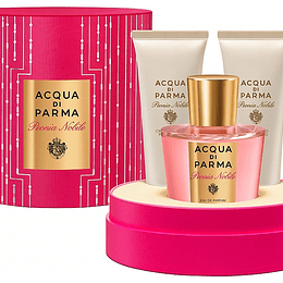 Acqua Di Parma Peonia Nobile para mujer / SET - 100 ml Eau De Parfum Spray