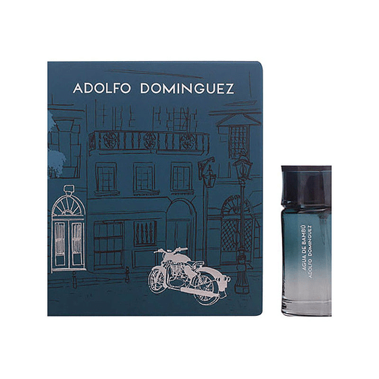 (M) ESTUCHE - Agua de Bambú 120 ml EDT Spray