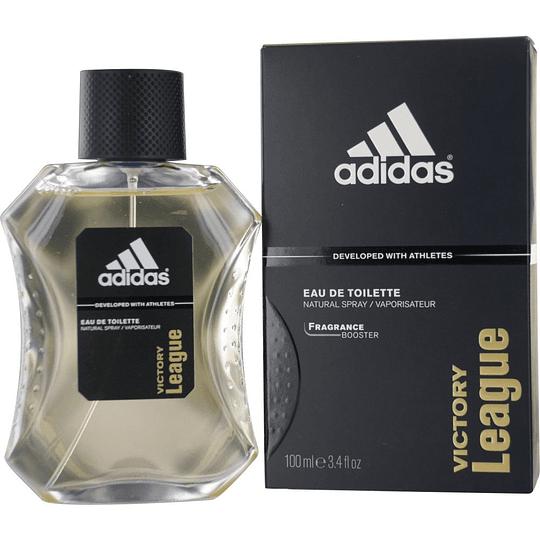 Adidas Victory League para hombre / 100 ml Eau De Toilette Spray