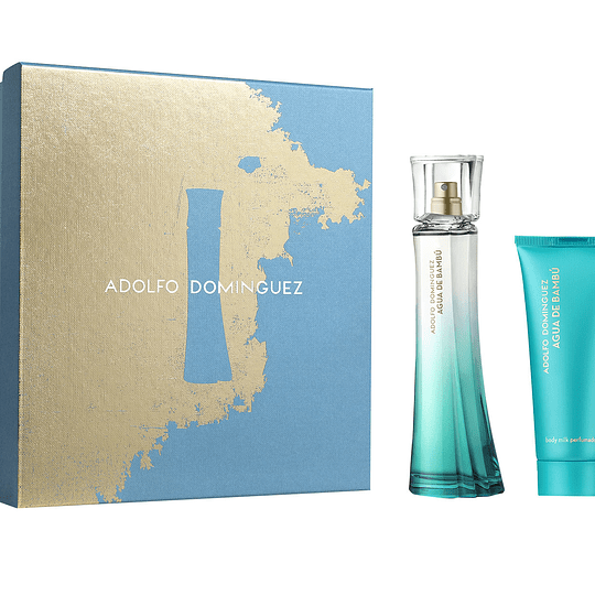 (W) ESTUCHE - Agua de Bambú 100 ml EDT Spray