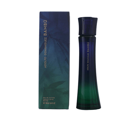 Bambú para mujer / 100 ml Eau De Toilette Spray