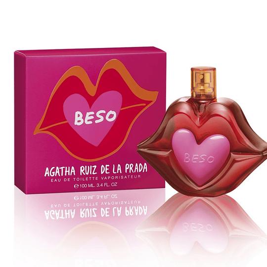 Beso para mujer / 100 ml Eau De Toilette Spray