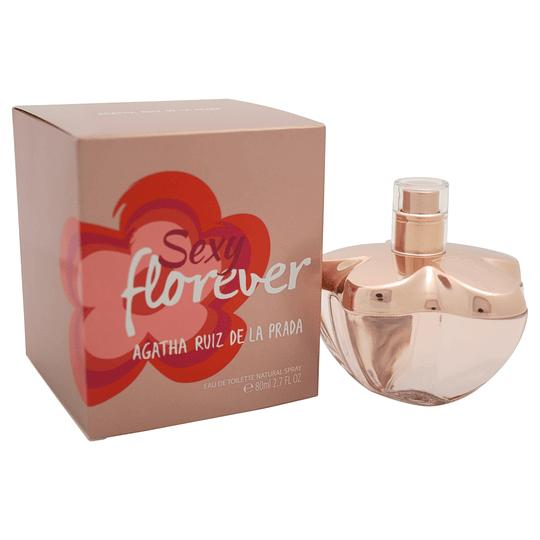 Sexy Florever para mujer / 80 ml Eau De Toilette Spray