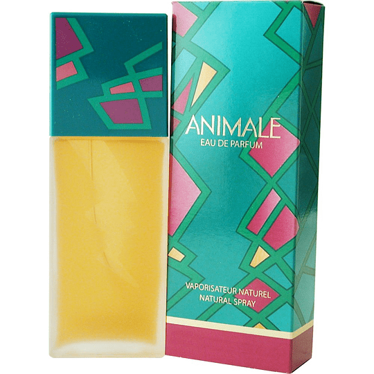 Animale para mujer / 100 ml Eau De Parfum Spray