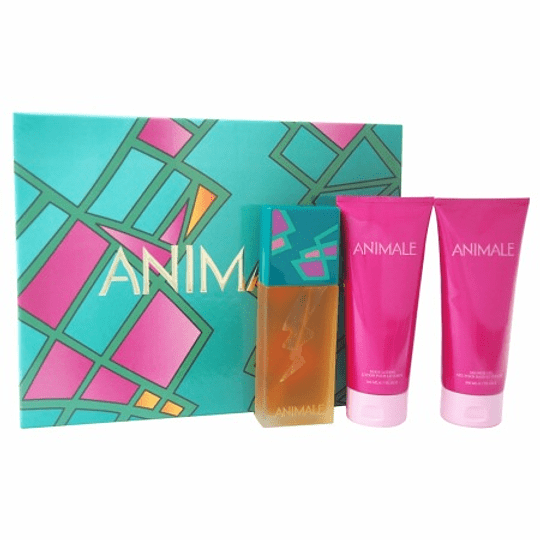 Animale para mujer / SET - 100 ml Eau De Parfum Spray