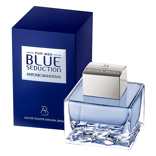 Blue Seduction para hombre / 50 ml Eau De Toilette Spray