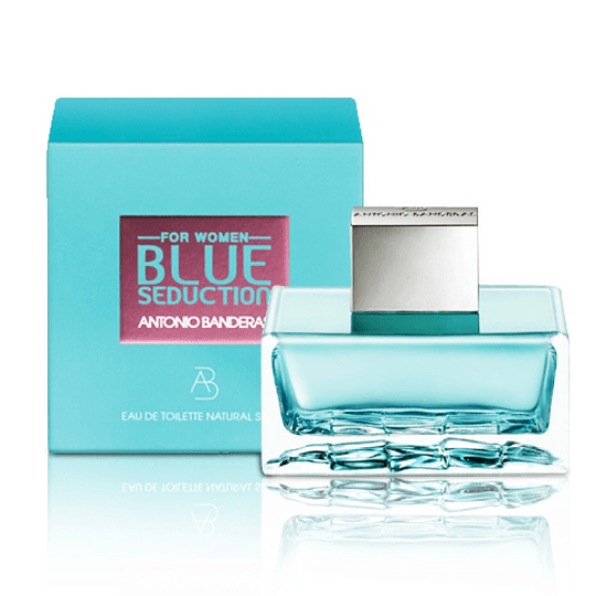 Blue Seduction para mujer / 50 ml Eau De Toilette Spray