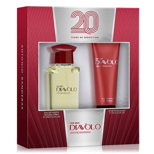 Diavolo para hombre / SET - 100 ml Eau De Toilette Spray