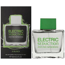 (M) Electric Seduction In Black 100 ml EDT Spray