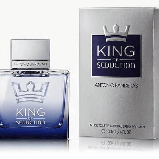 King of Seduction para hombre / 100 ml Eau De Toilette Spray