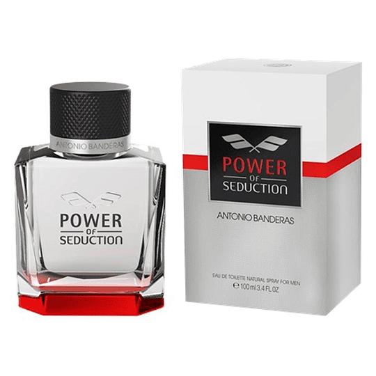 Power of Seduction para hombre / 100 ml Eau De Toilette Spray