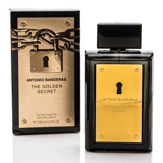 The Golden Secret para hombre / 100 ml Eau De Toilette Spray