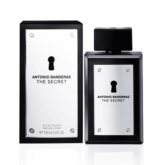 The Secret para hombre / 100 ml Eau De Toilette Spray